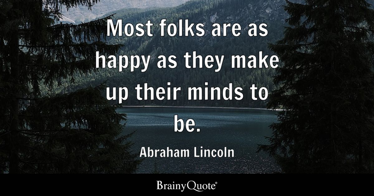 Abraham Lincoln Quotes Brainyquote