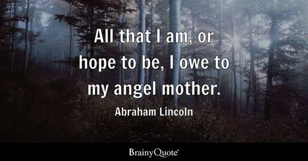 Famous Quotes About Mothers | Mother Quotes Brainyquote