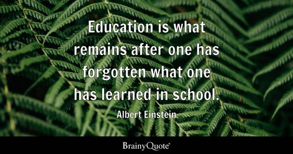 Quotes On Education Education Quotes  Brainyquote
