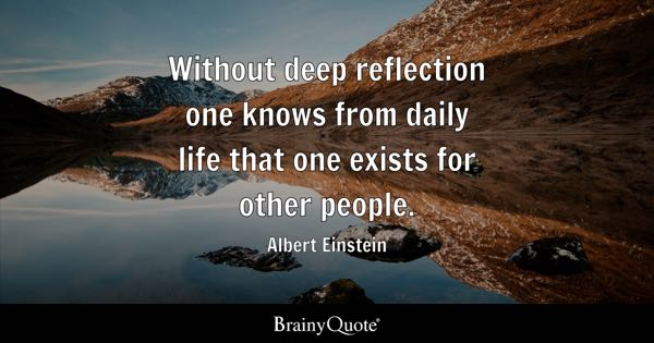 Reflection Quotes Brainyquote