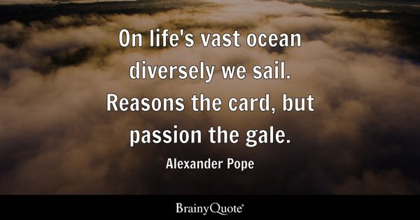 Sail Quotes BrainyQuote Fascinating Vikings Sailors Quotes