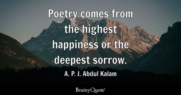 Sayings About Sorrow: Sorrow Quotes