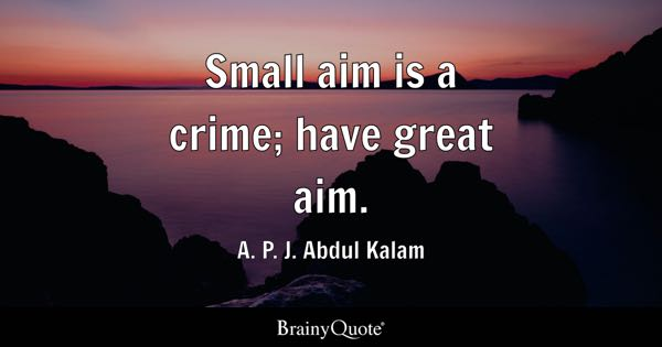 Aim Quotes Brainyquote