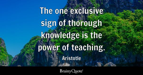 Teacher Quotes - BrainyQuote
