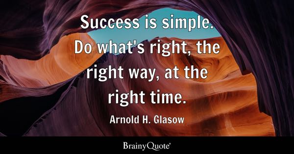 Right Time Quotes Brainyquote
