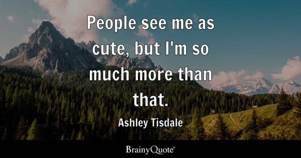 Cute Quotes Brainyquote
