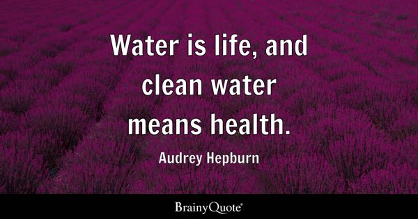 Water Quotes Brainyquote