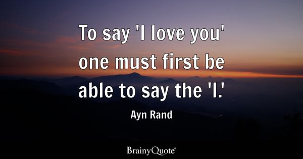 I Love You Quote Extraordinary I Love You Quotes  Brainyquote