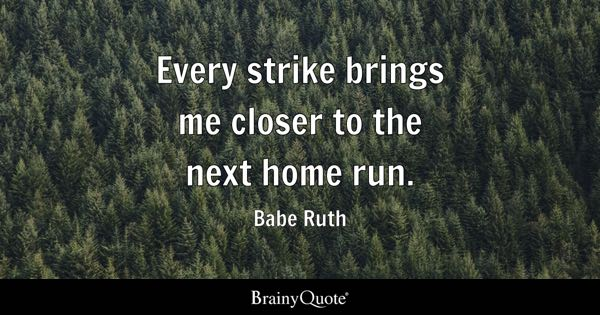 Strike Quotes BrainyQuote Interesting The Energy Bus Quotes