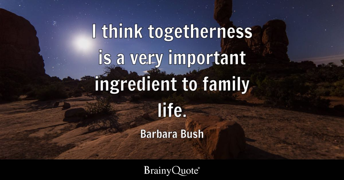 Barbara Bush Quotes Brainyquote
