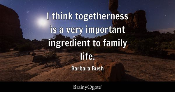 togetherness quotes