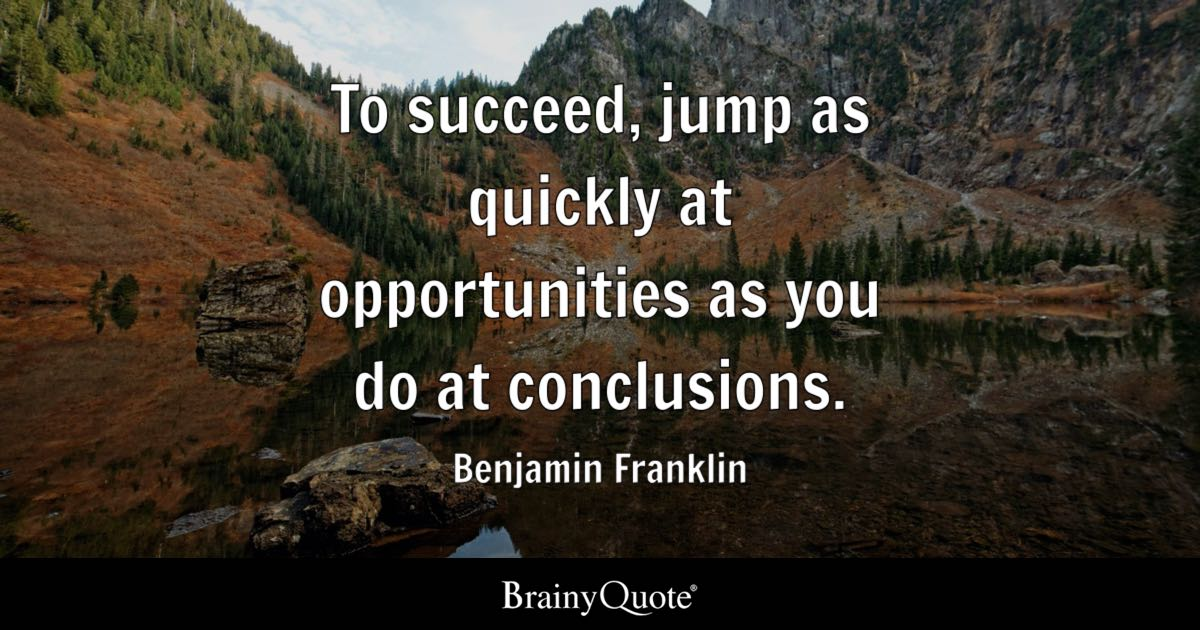 Top 10 Benjamin Franklin Quotes Brainyquote
