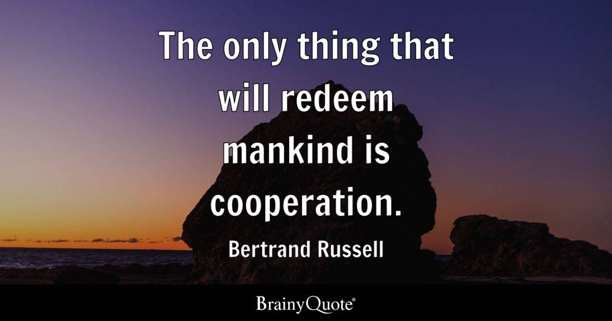 Top 10 Cooperation Quotes - BrainyQuote