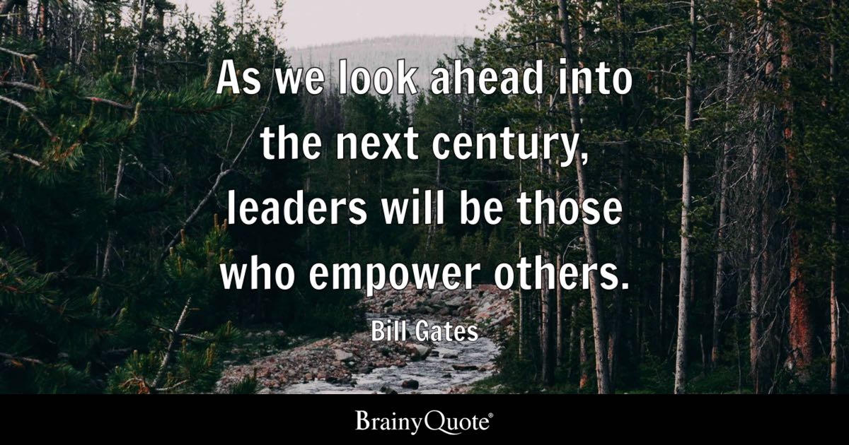 Bill Gates Quotes Brainyquote