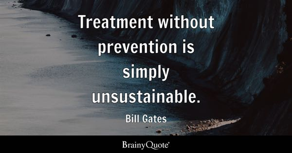 Prevention Is Better Than Cure Quotes: Prevention Quotes