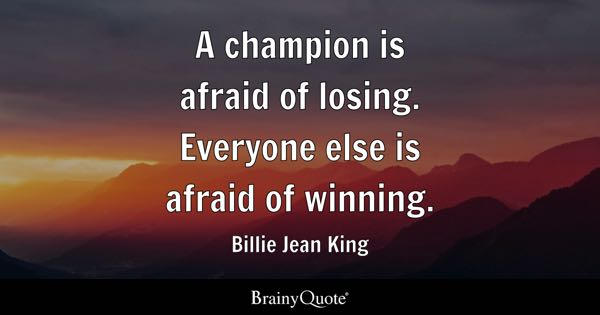 Champion Quotes Brainyquote