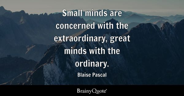 Minds Quotes Brainyquote