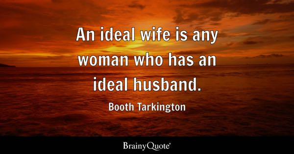 Husband Quotes Brainyquote