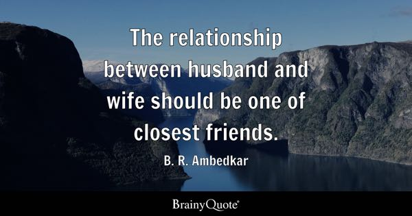 Husband And Wife Quotes Brainyquote