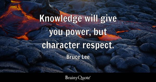 Knowledge Quotes Brainyquote