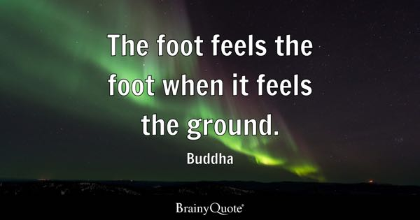Foot fetish quote mean