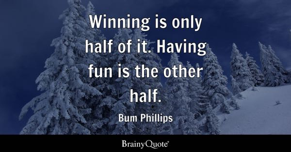 Winning Quotes Brainyquote