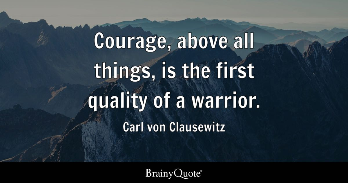 Quotes Quality Extraordinary Carl Von Clausewitz Quotes  Brainyquote