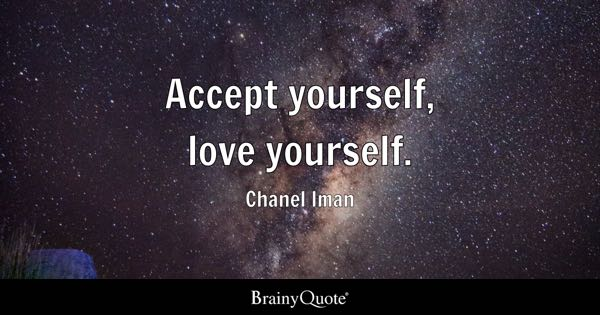 Quotes Love Yourself New Love Yourself Quotes BrainyQuote