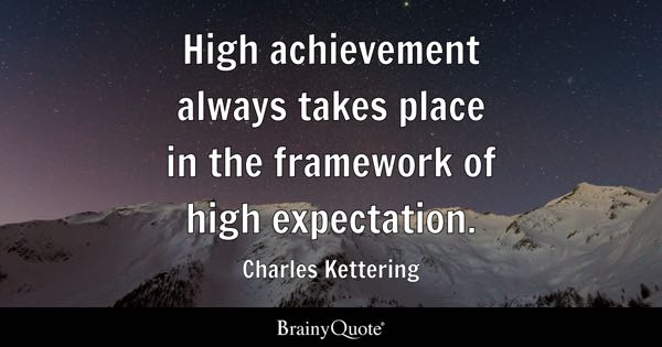Achievement Quotes Brainyquote