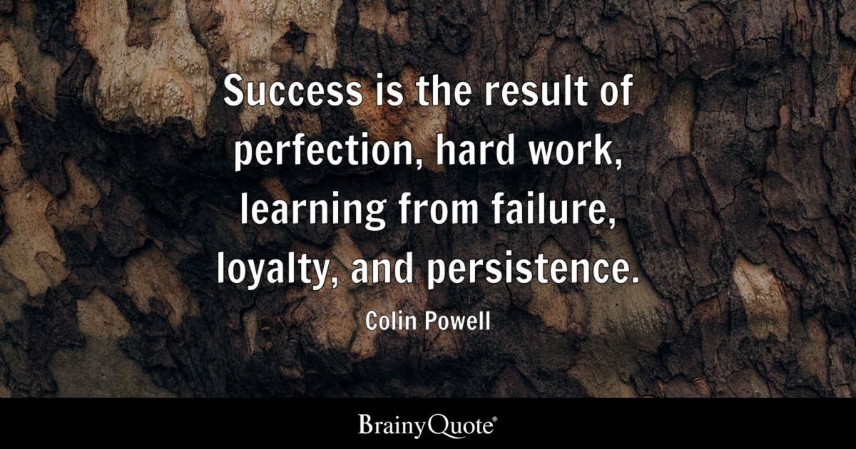 Colin Powell Quotes Brainyquote