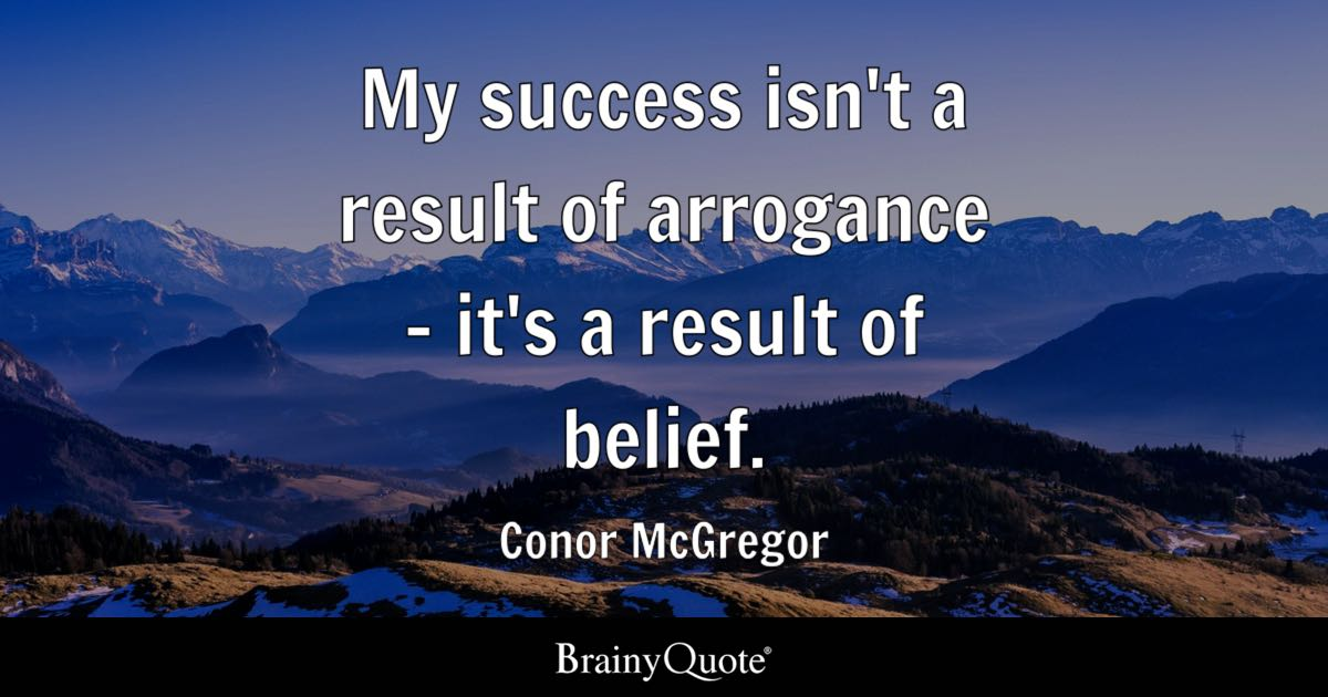 Conor Mcgregor Quotes Brainyquote