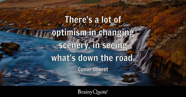 Optimism Quotes Brainyquote