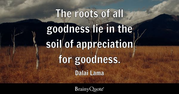 Appreciation Quotes - BrainyQuote