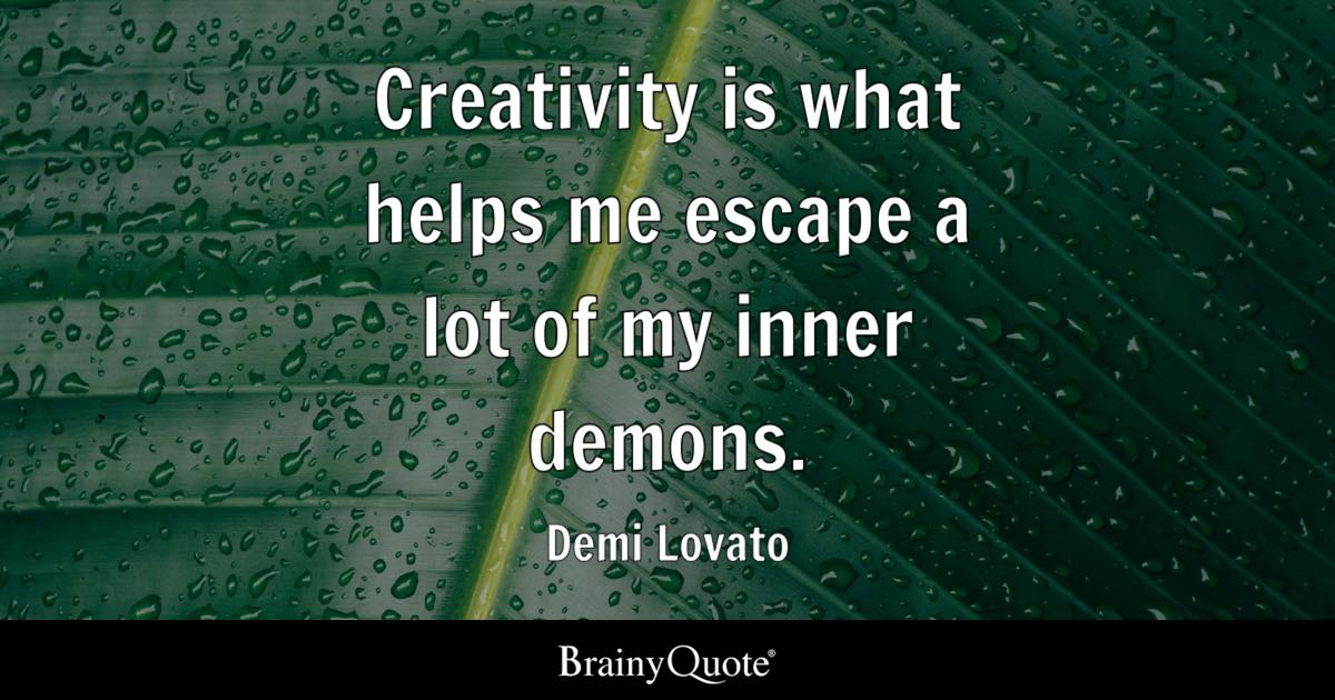Demi Lovato Quotes BrainyQuote