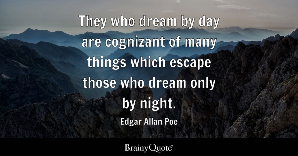 Edgar Allan Poe Quotes - BrainyQuote