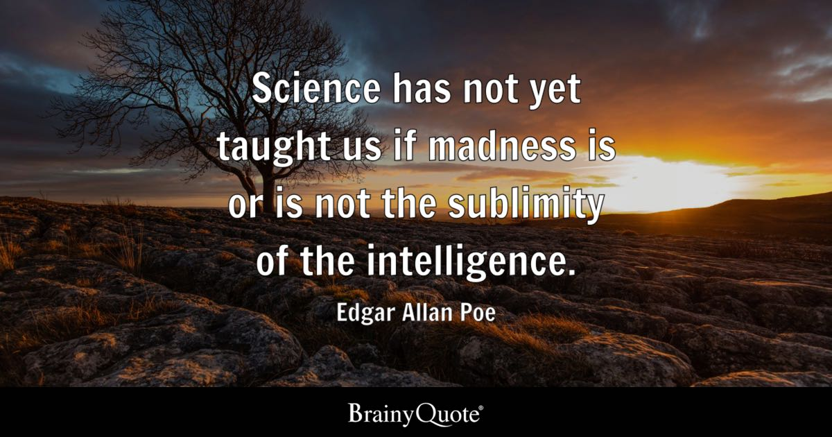 Edgar Allan Poe Life Quotes Captivating Edgar Allan Poe Quotes  Brainyquote
