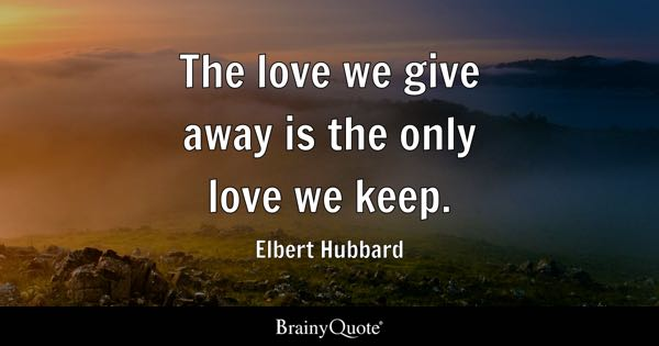 Only Love Quotes BrainyQuote Inspiration Quotes Love