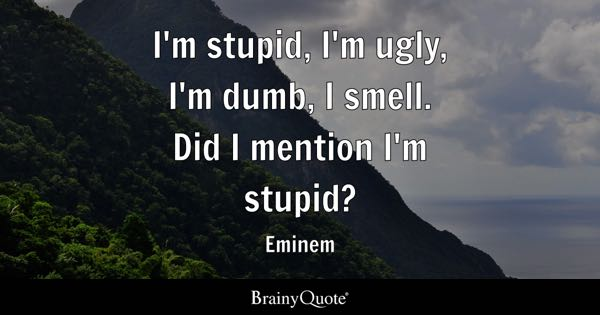 stupid girlfriend quotes