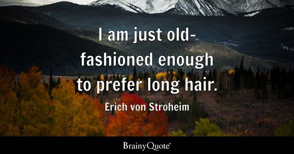 Long Hair Quotes Brainyquote