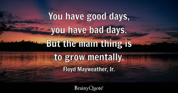 Bad Days Quotes Brainyquote