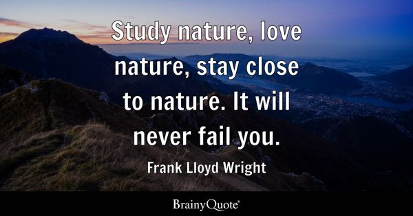 View Quotes Enchanting Nature Quotes BrainyQuote