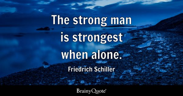 Strong Man Quotes Brainyquote