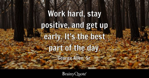 Work Hard Quotes Awesome Work Hard Quotes  Brainyquote