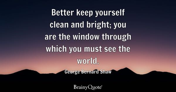 Window Quotes Stunning Window Quotes  Brainyquote