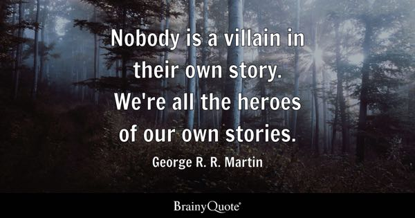 Villain Quotes Brainyquote
