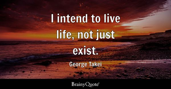 Just Live Life Quotes Fair Live Life Quotes  Brainyquote