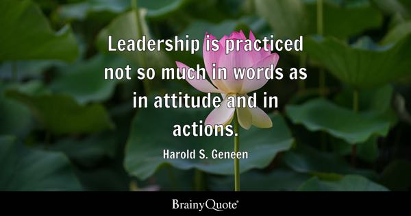 Inspiring Leadership Quotes Enchanting Leadership Quotes  Brainyquote