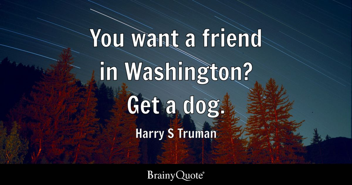 Harry S Truman Quotes BrainyQuote Gorgeous Quotes On Amending Friendship