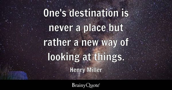 New Way Quotes Brainyquote