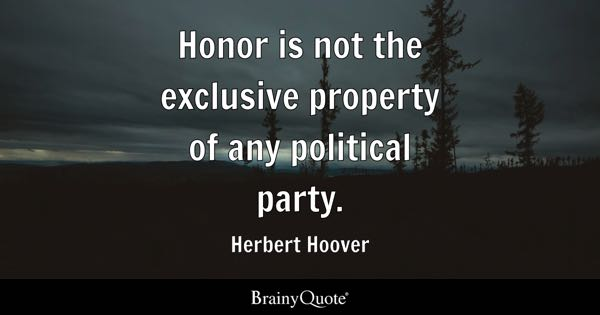 Political Party Quotes Brainyquote